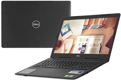 """Prijenosno računalo DELL Inspiron 3593 / Core i5 1035G1, 8GB, 512GB SSD, GeForce MX230, 15.6"""" LED FHD, Linux, crno"""