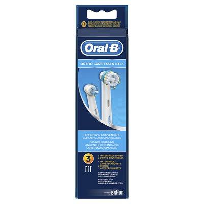 Zamjenske glave za ORAL-B EB Ortho Kit
