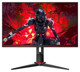 "Monitor 27"" AOC 27G2U5, IPS, 75 Hz, 1ms, 250cd/m2, 1000:1, crni"