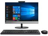 """Računalo AiO LENOVO 10UW00FQCR / Core i5 9400T, 8GB, DVDRW, 256GB SSD, HD Graphics, 24"""" FHD, tipkovnica, miš, Windows 10 Pro, crno"""