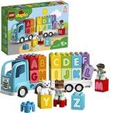 LEGO 10915, Duplo, Abecedni kamion