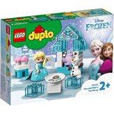 LEGO 10920, Duplo, Elzina i Olafova čajanka