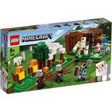 LEGO 21159, Minecraft, Toranj Pillagera