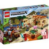 LEGO 21160, Minecratf, Navala Pillagera