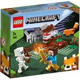 LEGO 21162, Minecraft, Pustolovina u tajgi