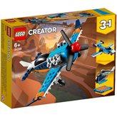 LEGO 31009, Creator, Avion s propelerom