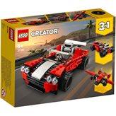 LEGO 31100, Creator, Sportski auto
