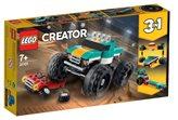 LEGO 31101, Creator, Monster truck