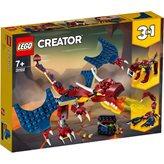 LEGO 31102, Creator, Vatreni zmaj