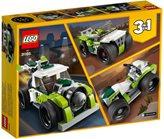 LEGO 31103, Creator, Raketni kamion
