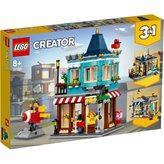 LEGO 31105, Creator, Gradski dućan s igračkama