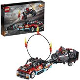 LEGO 42106, Technic, Akrobatski kamion i motocikl