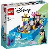 LEGO 43174, Disney, Priče o avanturama Mulan