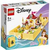 LEGO 43177, Disney, Priče o avanturama Belle