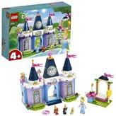 LEGO 43178, Disney, Pepeljugina dvorska proslava