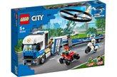 LEGO 60244, City, Prijevoz policijskog helikoptera