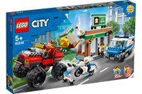 LEGO 60245, City, Policijska potjera za monster truckom