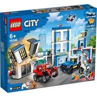 LEGO 60246, City, Policijska postaja