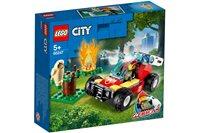 LEGO 60247, City, Šumski požar