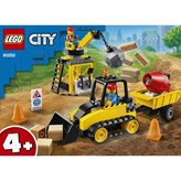 LEGO 60252, City, Građevinski buldožer