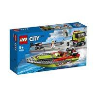 LEGO 60254, City, Kamion za prijevoz trkaćeg čamca