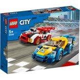 LEGO 60256, City, Trkaći automobili