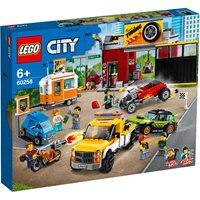 LEGO 60258, City, Automehaničarska radionica