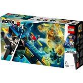LEGO 70429, Movie, El Fuegov avion za vratolomije
