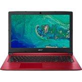 "Prijenosno računalo ACER Aspire 3 NX.HGAEX.018 / Pentium N5000, 8GB, 256GB SSD, HD Graphics, 15.6"" FHD, Linux, crvena"