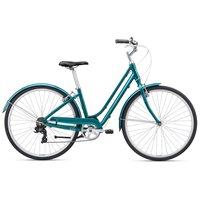 Ženski bicikl GIANT Flourish 3 M, Shimano Tourney, plavi
