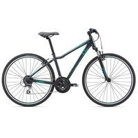 Ženski bicikl GIANT Rove 3 DD M, Shimano Tourney/Acera, crni