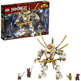 LEGO 71702, Ninjago, Zlatni robot