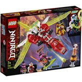 LEGO 71707, Ninjago, Kaijev robotski mlažnjak