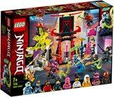 LEGO 71708, Ninjago, Tržnica za gejmere