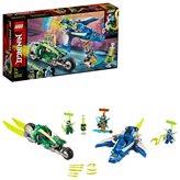 LEGO 71709, Ninjago, Jureći i trkaći Yaya i Lloyda