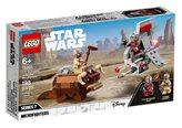 LEGO 75265, Star Wars, Dvoboj mikroboraca T-16 Skyhopper i Ban
