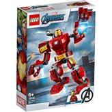 LEGO 76140, Marvel Super Heroes, Mahanički Iron Man