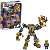LEGO 76141, Marvel Super Heroes, Mahanički Tanos