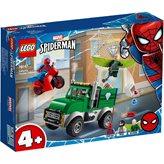 LEGO 76147, Marvel Super Heroes, Vulterova pljačka kamiona