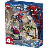 LEGO 76149, Marvel Super Heroes, Mračni Mysterio