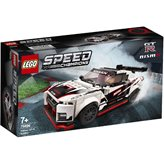 LEGO 76896, Speed Champions, Nisssan GT-R Nismo