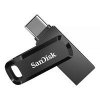 Memorija USB 3.0 FLASH DRIVE, 128 GB, SANDISK Ultra Dual Drive USB-C i USB-A, SDDDC3-128G-G46