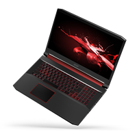 "Prijenosno računalo ACER Nitro 5 NH.Q59EX.044 / Core i7 9750H, 8GB, 512GB SSD, GeForce GTX 1650 4GB, 15.6"" IPS FHD, Linux, crno"