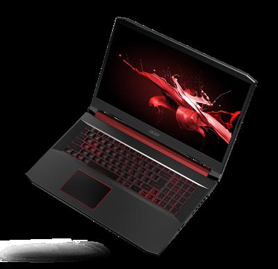 "Prijenosno računalo ACER Nitro 5 NH.Q5CEX.00X / Core i7 9750H, 8GB, 512GB SSD, GeForce GTX 1650 4GB, 17.3"" IPS FHD, Linux, crno"