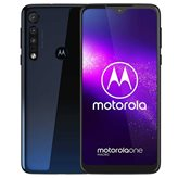 "Smartphone MOTOROLA One Macro, 6.2"", 4GB, 64GB, Android 9.0, plavi"