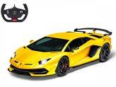 Auto na daljinsko upravljanje JAMARA Lamborghini Aventador SVJ, žuti 1:14