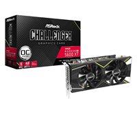 Grafička kartica PCI-E ASROCK Radeon RX 5600XT Challenger OC, 6GB GDDR6