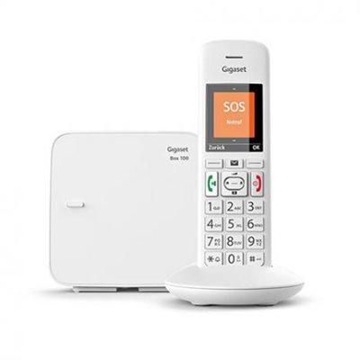 Telefon Gigaset E370 bijeli