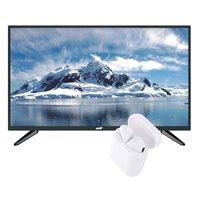 "LED TV 40"" ELIT L-4017ST2, 5 godina + VERSO Bluetooth slušalice BTE-19 MINI, A+"
