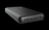 Mobilni USB punjač TRUST Primo, 20000 mAh, crni